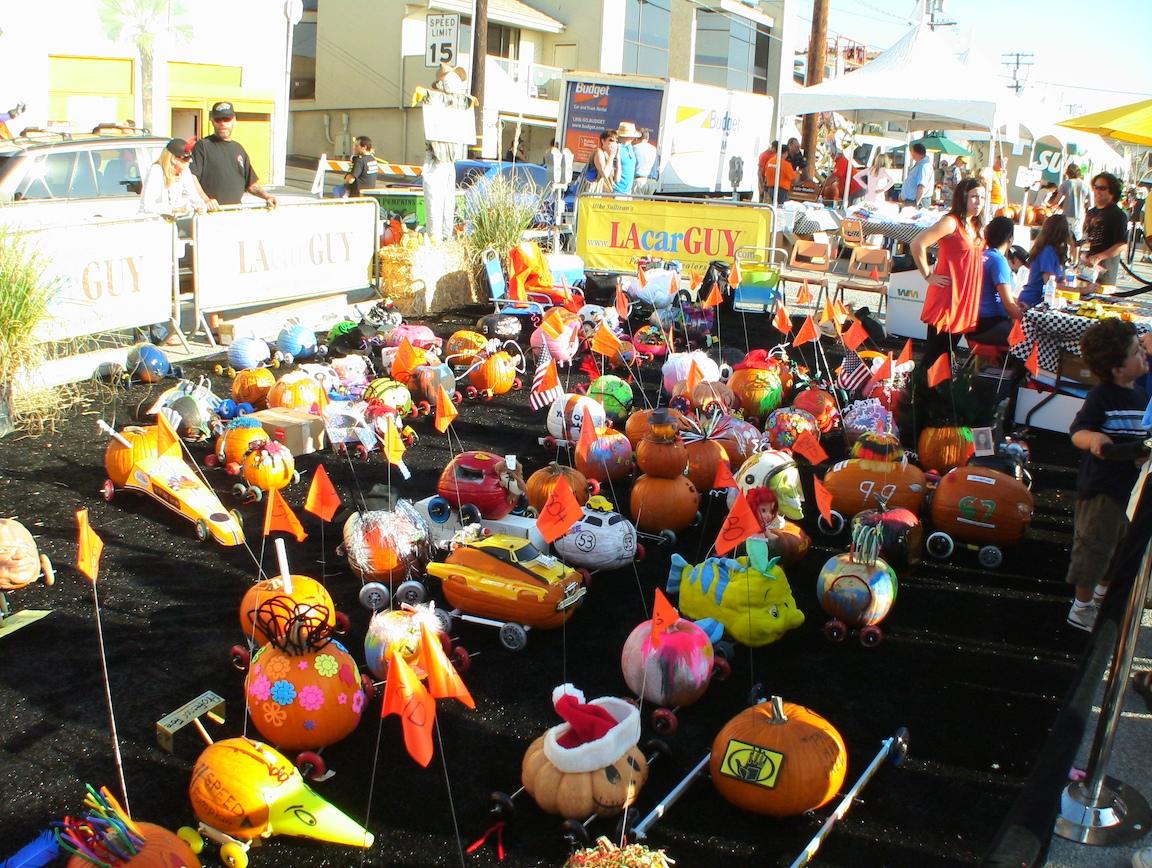 Pumpkin Race The Lacarguy Blog