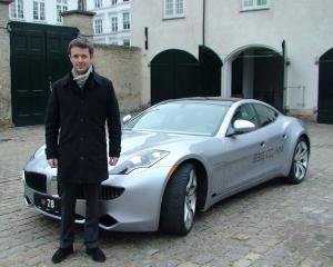 Crown Prince Frederik_Fisker Karma