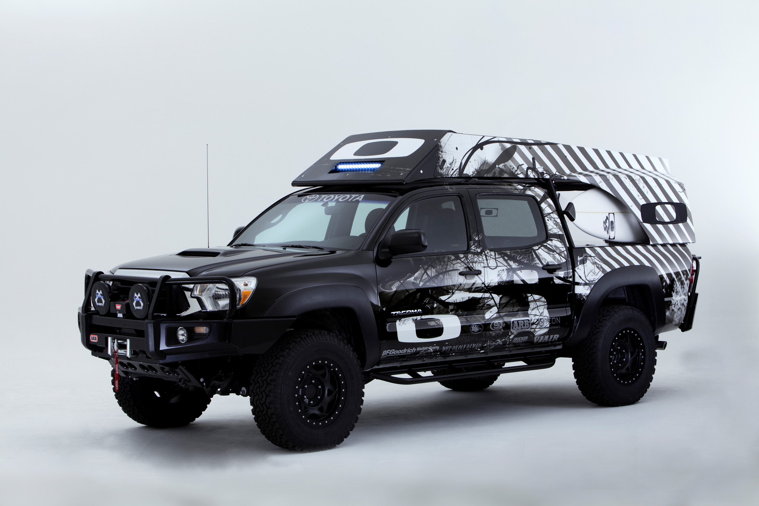 ICON Vehicle Dynamics Toyota Tacoma Stage 3 Suspension