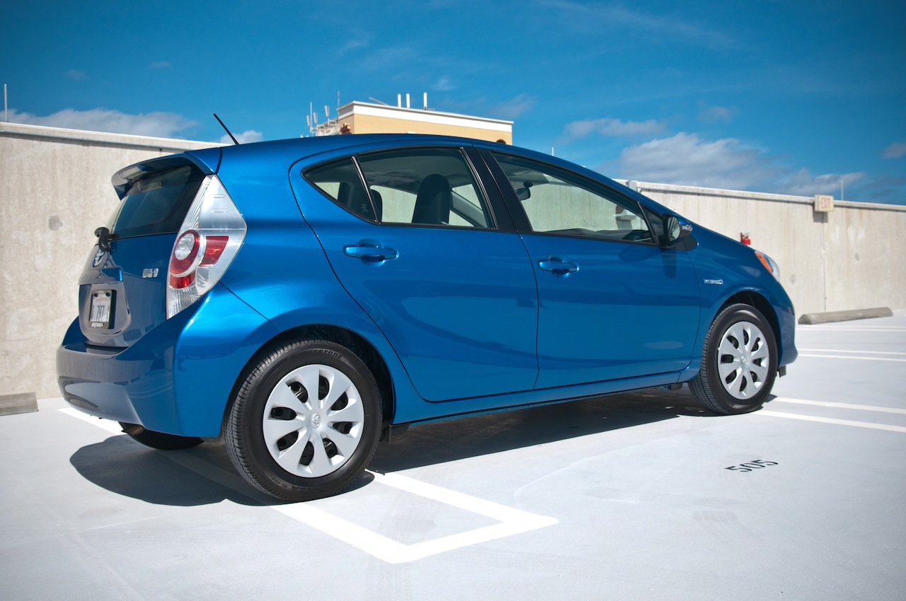 Pricing for the prius c