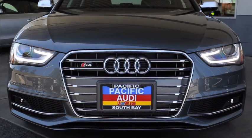 2013 Audi A4 | The LAcarGUY Blog