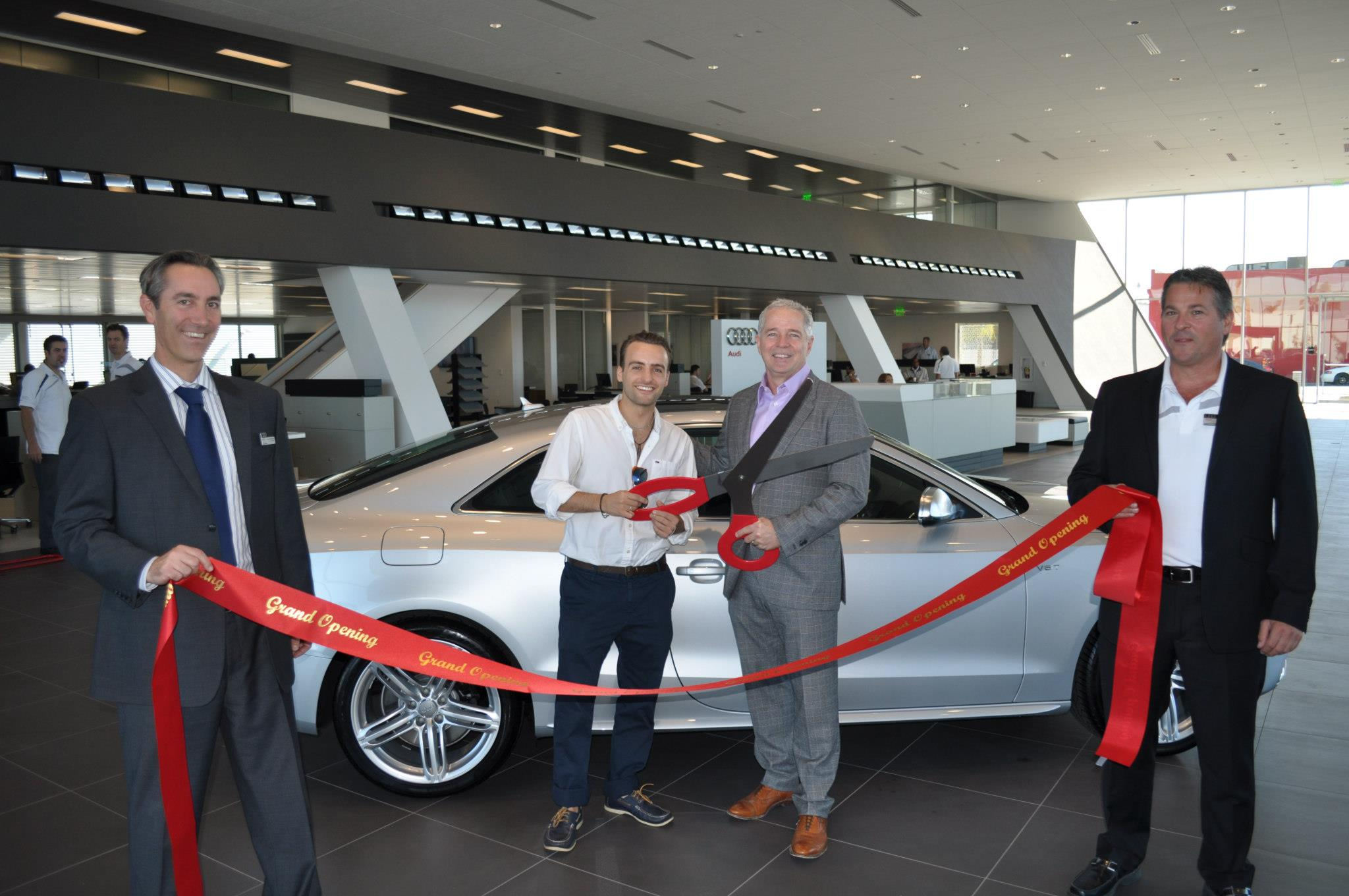 Audi Pacific | The LAcarGUY Blog