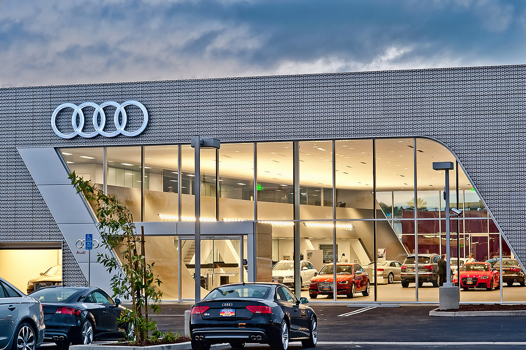 Pacific Audi | The LAcarGUY Blog