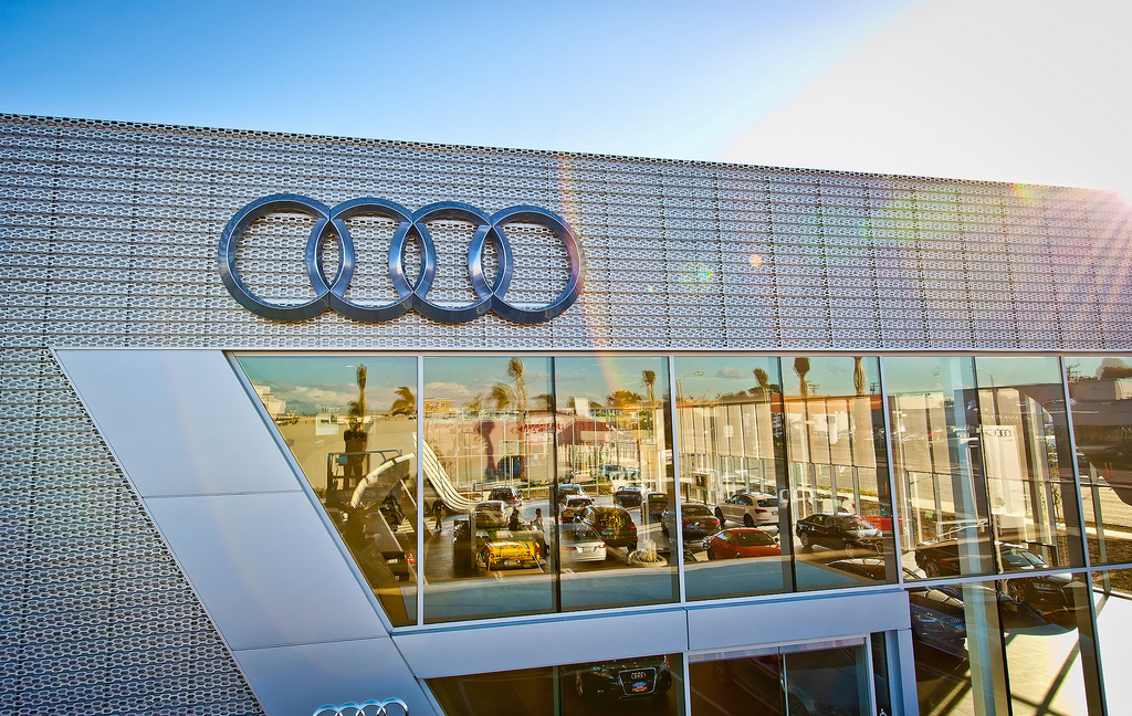 Pacific audi the lacarguy blog for Certified building designer