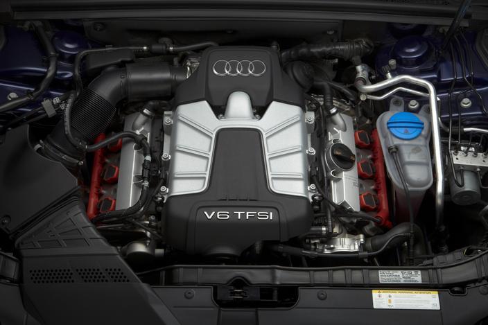 Audi S5 3.0 TFSI V6