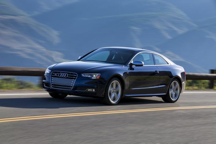 Audi S5 Wins Ward's Engine Award for Fourth Consecutive Year