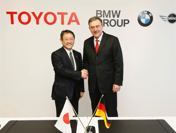 Toyota BMW Collaboration
