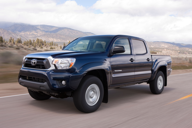 Toyota tacoma u s news