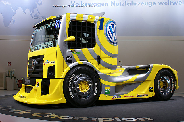 Vw Truck Racing The Lacarguy Blog