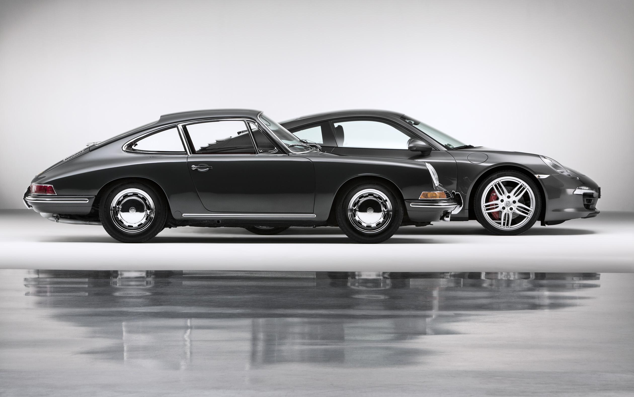 Porsche 911 50 Years G series