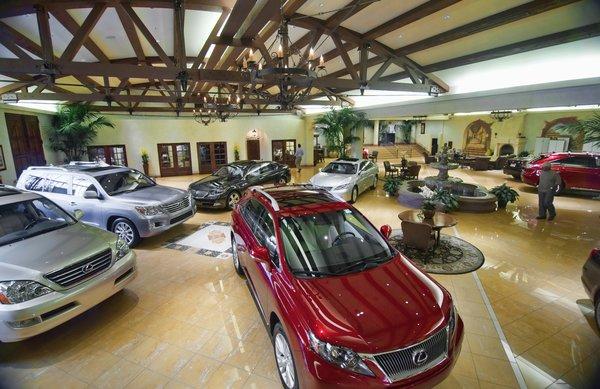 Lexus Santa Monica Service >> Lexus Santa Monica To Host Sbc Industry Achievement Awards