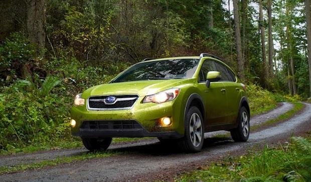 Subaru-Crosstrek-Hybrid