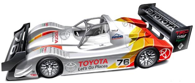2013 Toyota EV P002