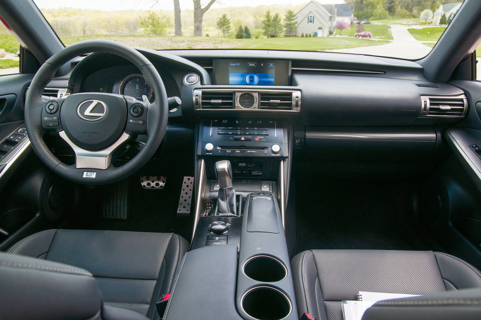 a first look at the all new 2014 lexus is   lacarguy