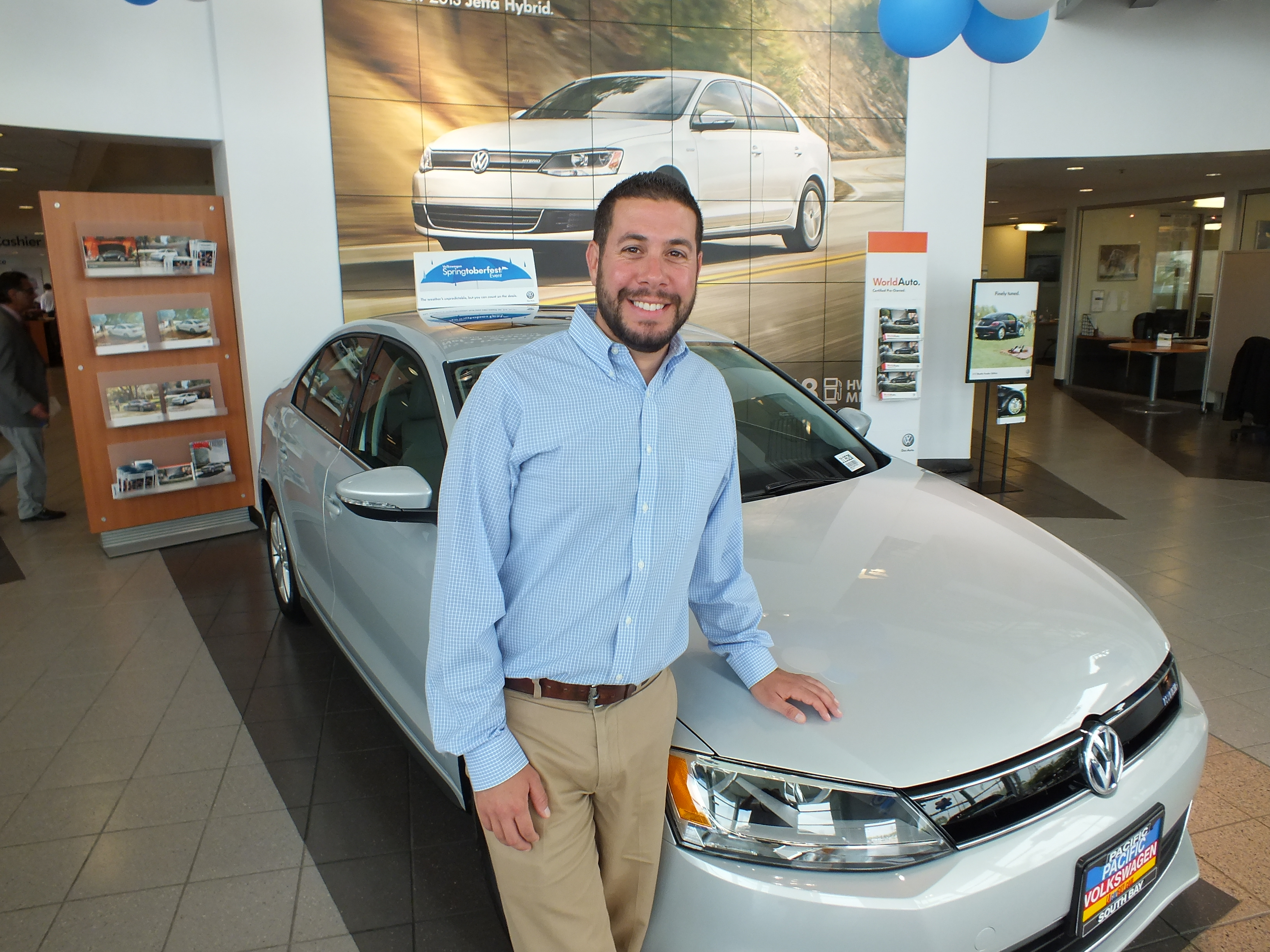 Pac VW | The LAcarGUY Blog