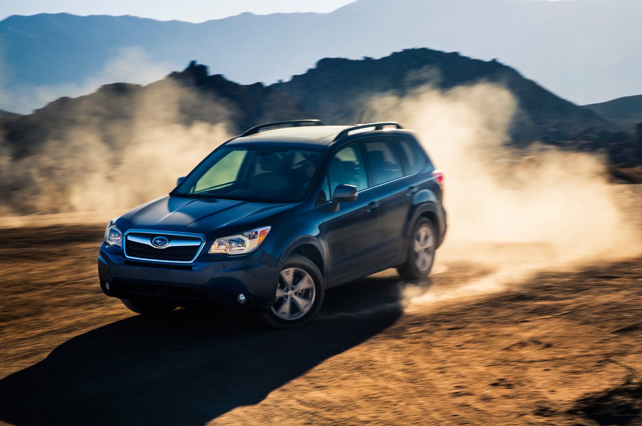 2014 Subaru Forester Named Motor Trend Suv Of The Year Lacarguy