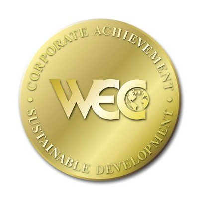 wec-gold-medal-award