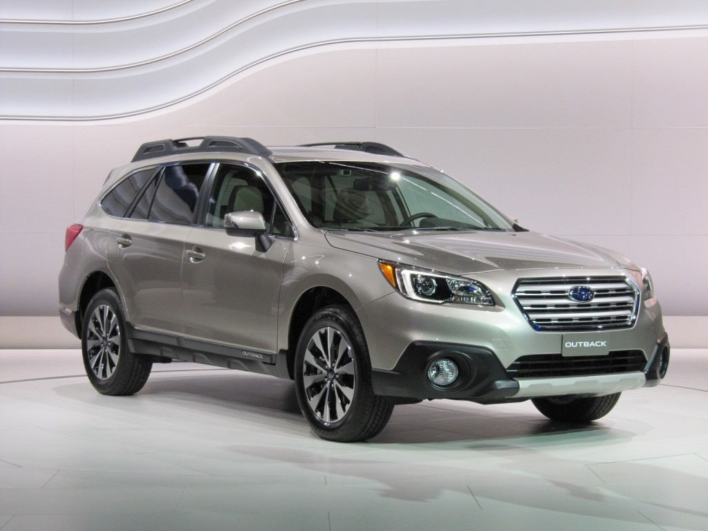 2015 subaru outback the lacarguy blog. Black Bedroom Furniture Sets. Home Design Ideas