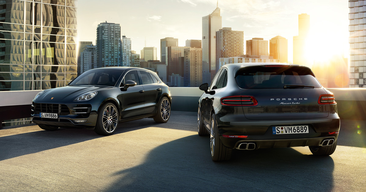 Porsche macan resale value