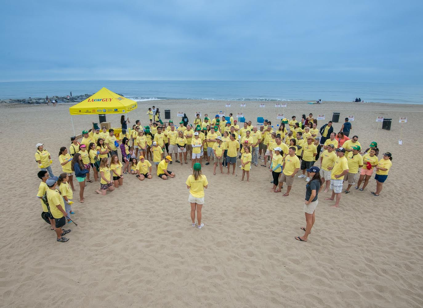 lacarguy 2014 coastal cleanup
