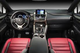 lexus nx 300h interior