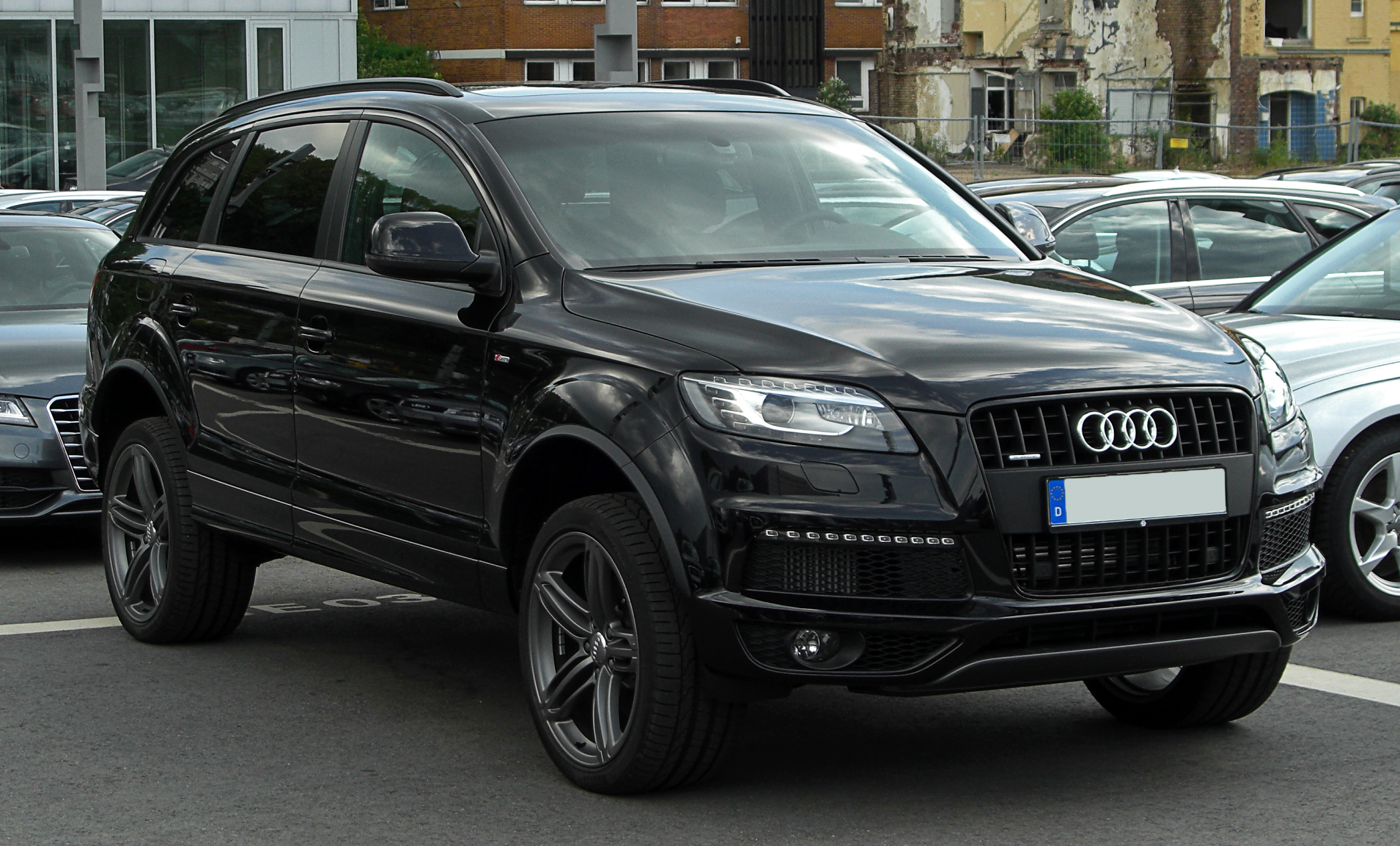Audi To Make The Next Q7 A Hybrid Diesel Plug In The